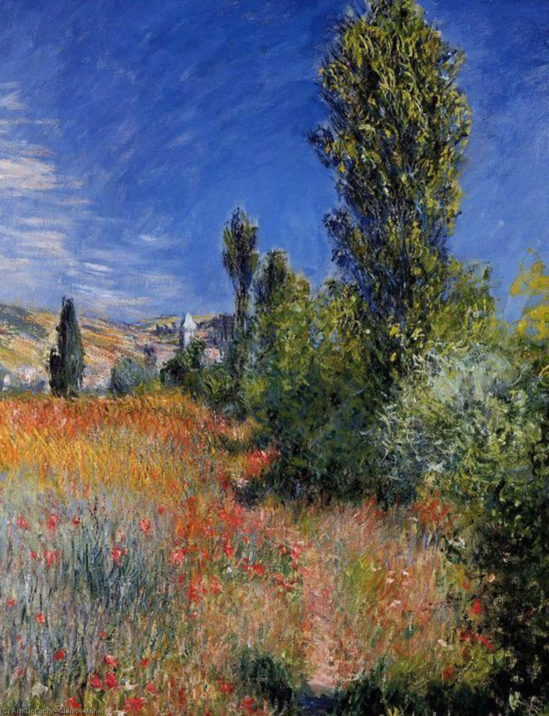 an introduction to the artwork by monet Teach your students to paint like an impressionist: free lesson plan download in future pieces of artwork in school lesson using monet as the.