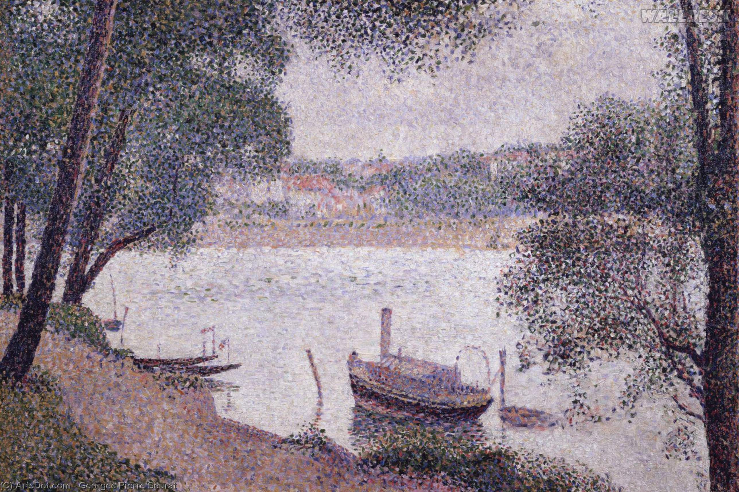 georges seurat hi painting Educator's package | page 1 wwwtopiaryparkorg georges seurat and his famous pointillist painting the artist georges seurat was born in paris in 1859.