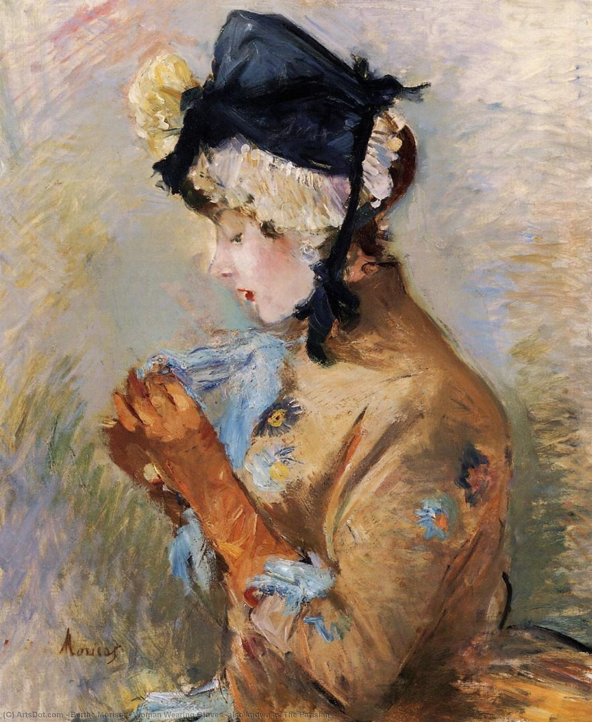 Selection of works This list is incomplete you can help by expanding it with certified entries This limited selection is based in part on the book Berthe Morisot by