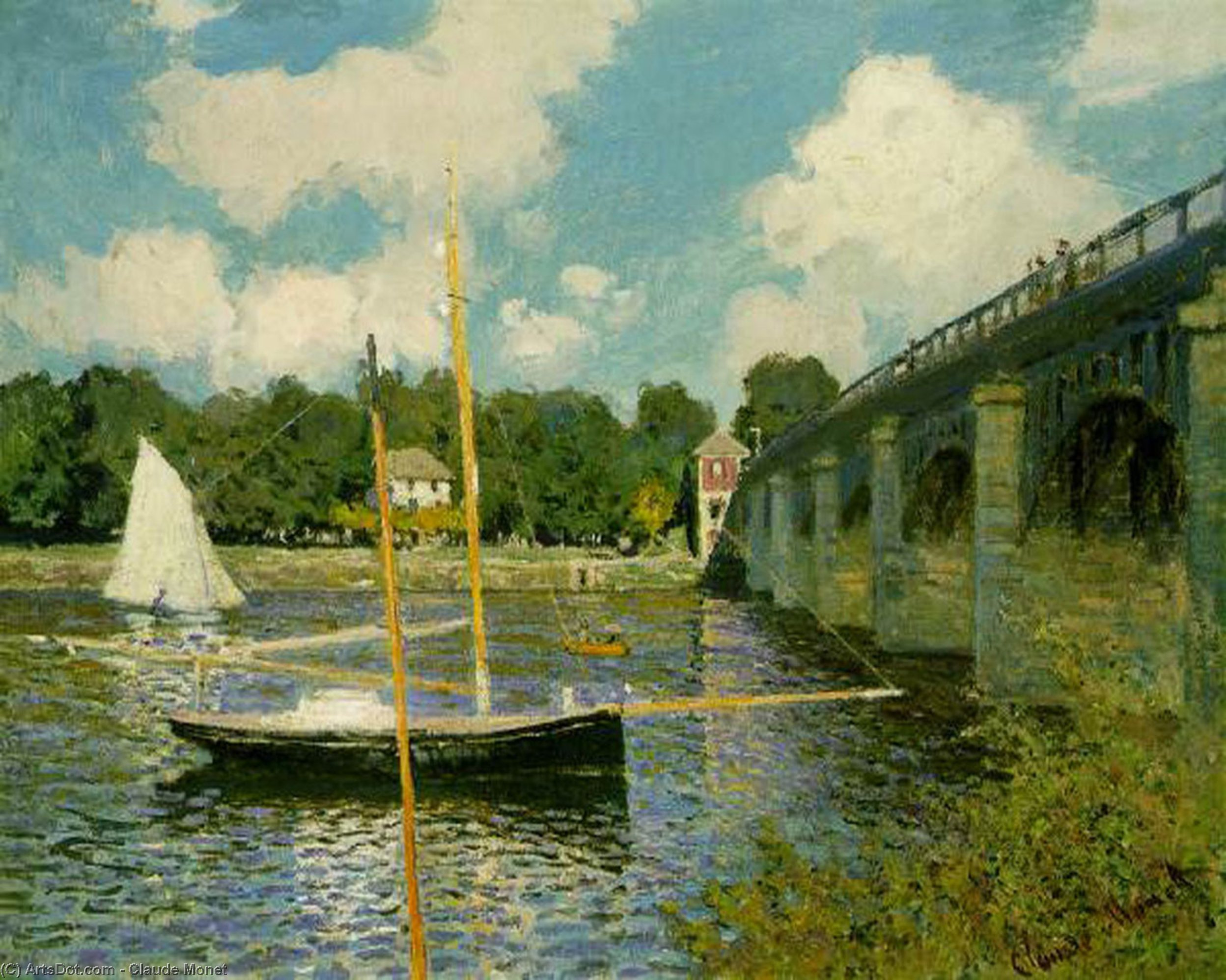 a description of the argenteuil as a suburban town on the outskirts of paris Monet : a bridge to modernity to argenteuil, a suburban town on the outskirts of the remarkable range of brides in paris -- publisher's description.