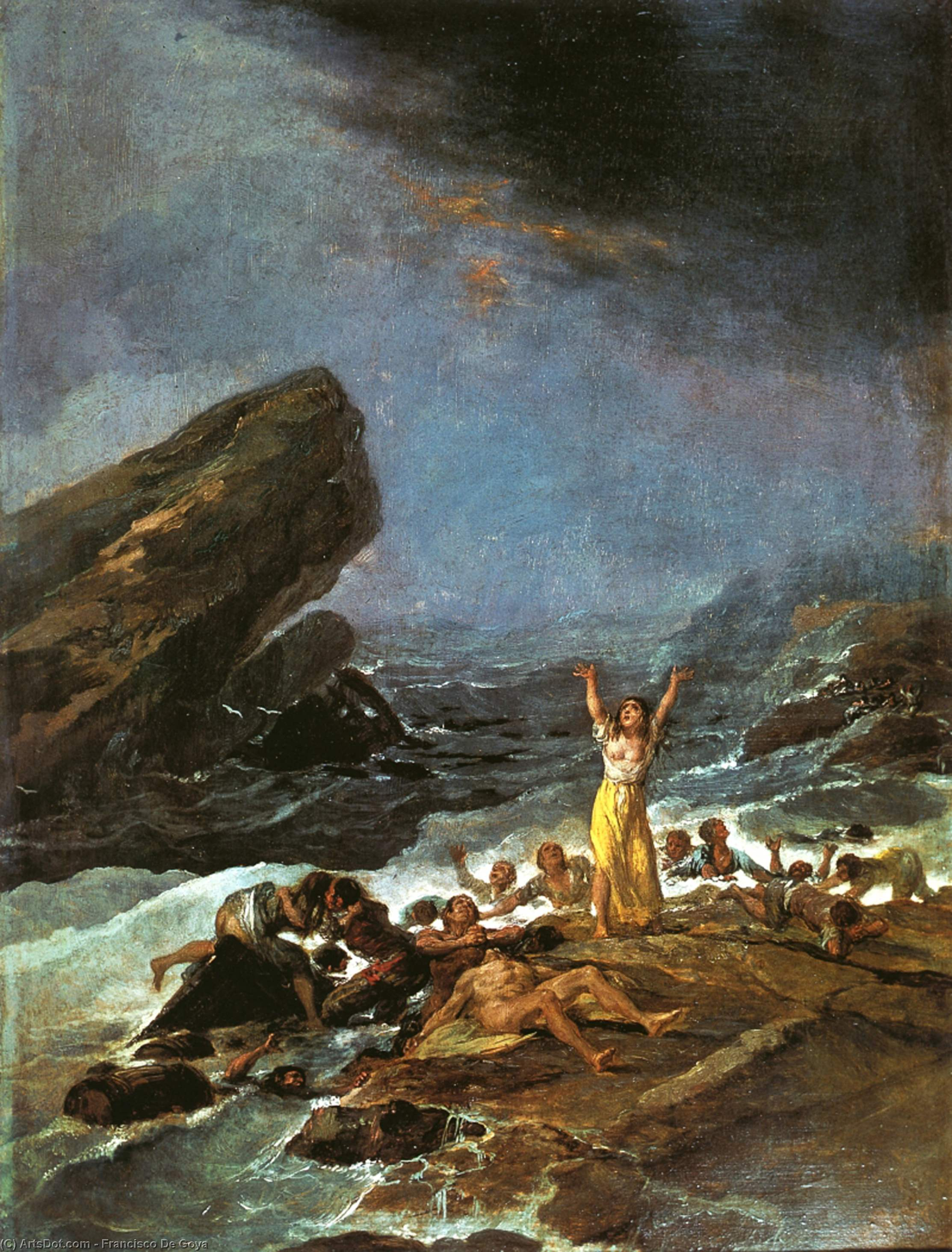 an introduction to the life of francisco goya a painter Francisco goya, born francisco jos de personal life francisco goya was born to mother gracia he received art training from a painter named francisco.