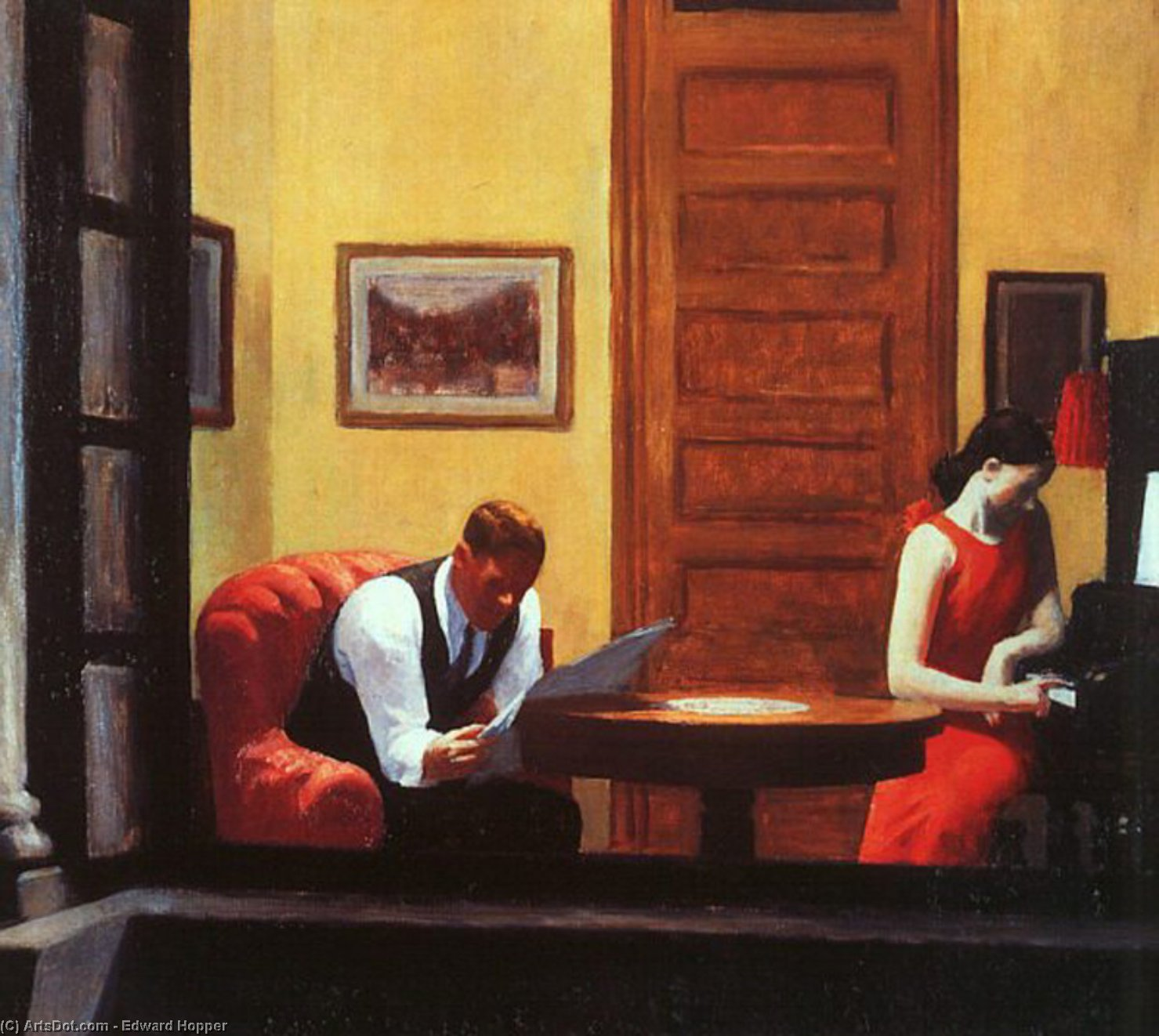 essay on edward hopper The first and definitive biography of one of america's greatest painters, published in 1995 this study guide includes a summary, critical essays, and an in-depth reference section.