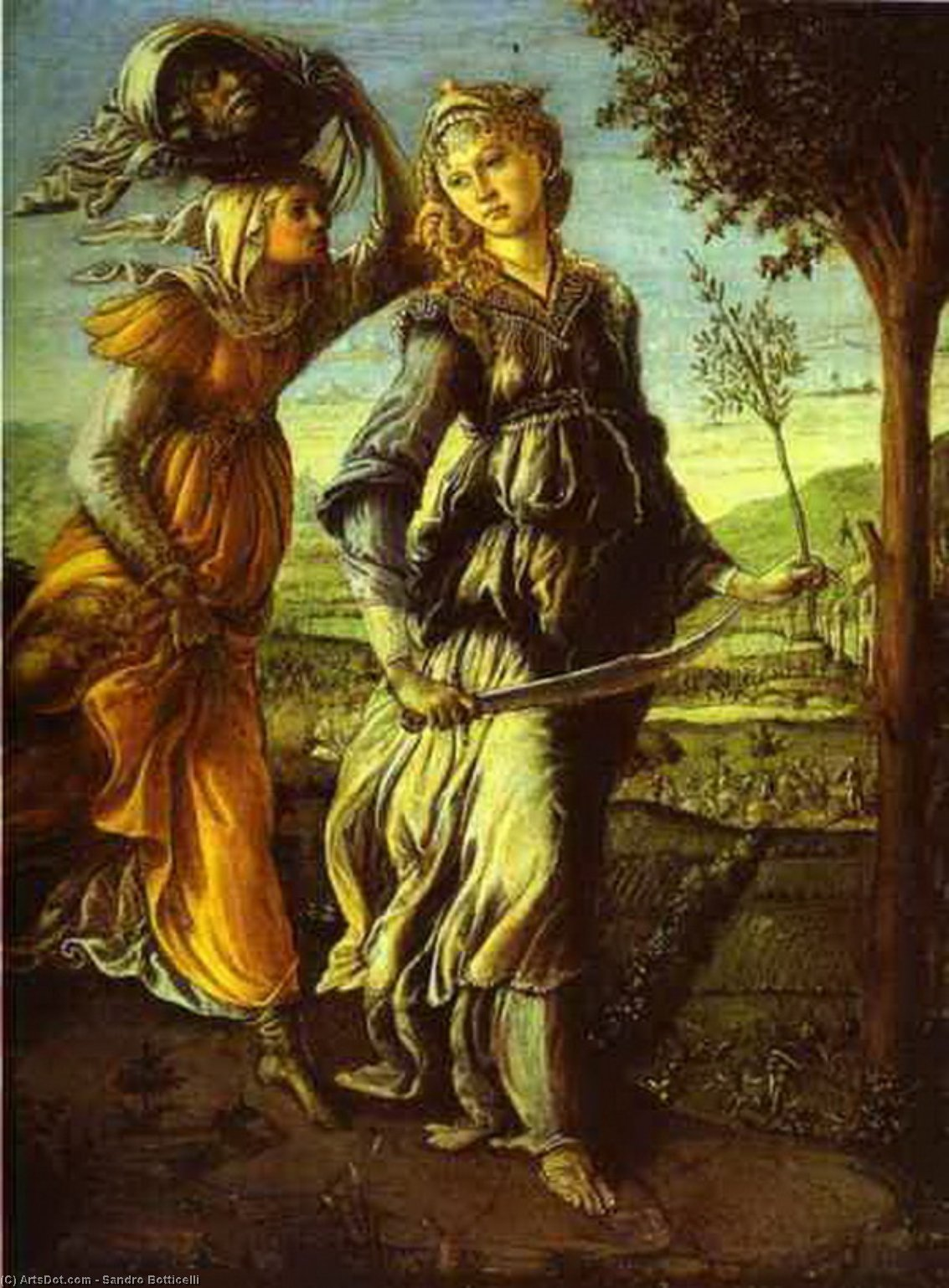 sandro botticelli Sandro botticelli biography painting images with interpretations painting by sandro botticelli alessandro filipepi, known as sandro botticelli, (1444-1510) began his career during the italian renaissance period.