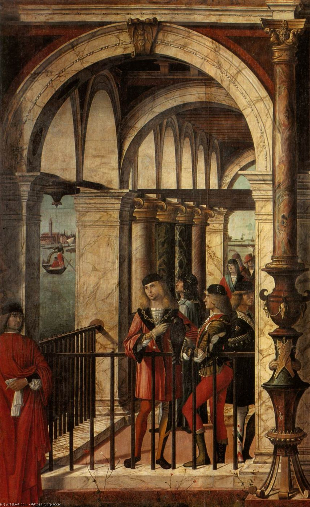 a description of vittore carpaccio born around venice italy List of famous people from venice  some of the people below are celebrities born in venice  vittore carpaccio died at 60.