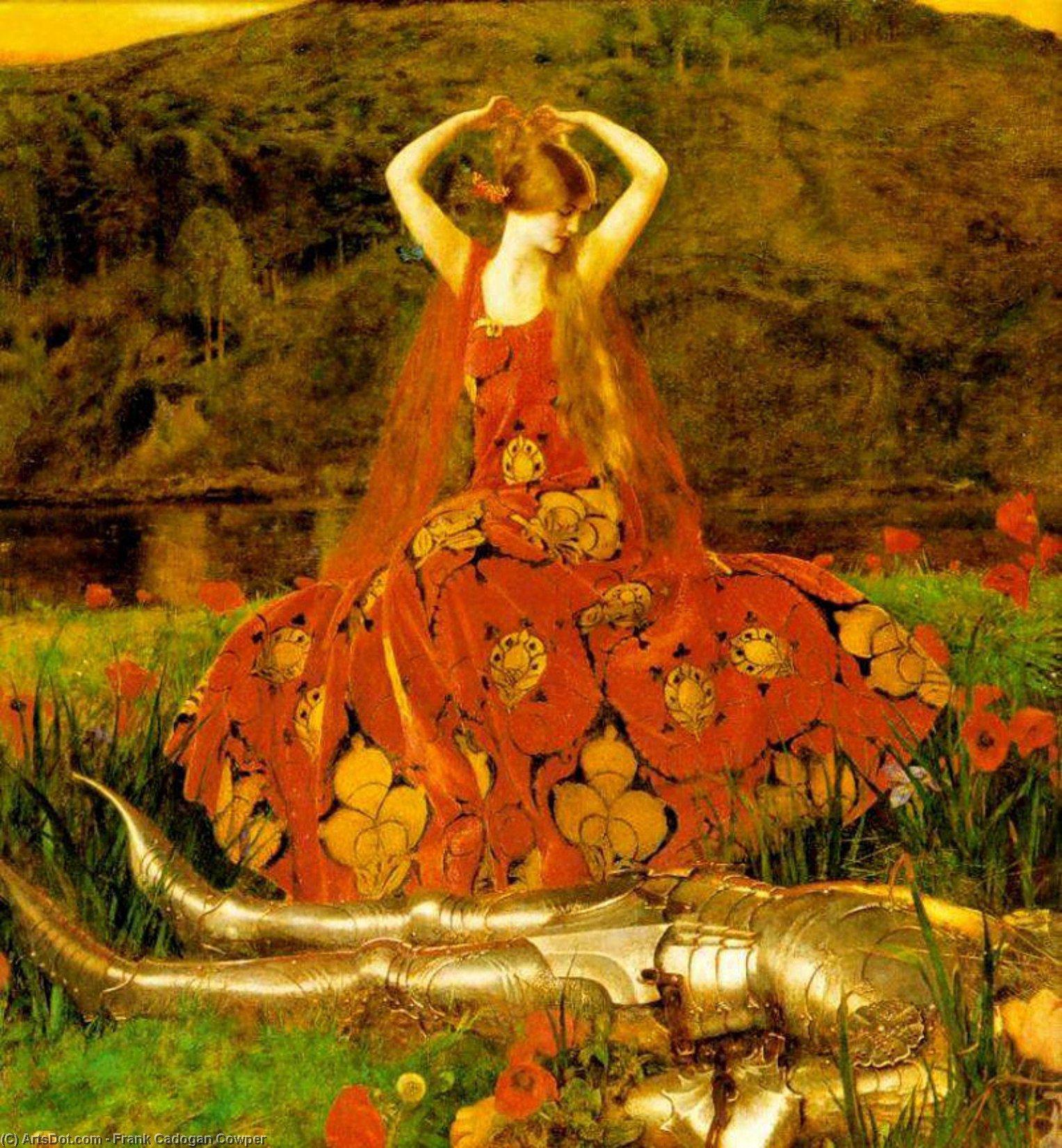 an interpretation of the poem la bell dame sans merci by john keats