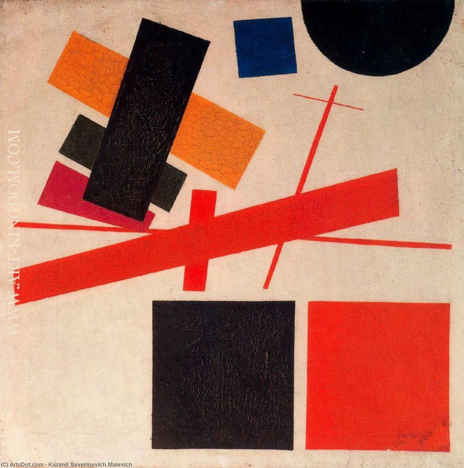 an analysis of suprematism in the painting red square by russian painter kasimir malevich Summary and analysis of the squire's tale - summary and analysis of the squire's tale (the canterbury tales) epilogue to the merchant's tale and prologue to the.
