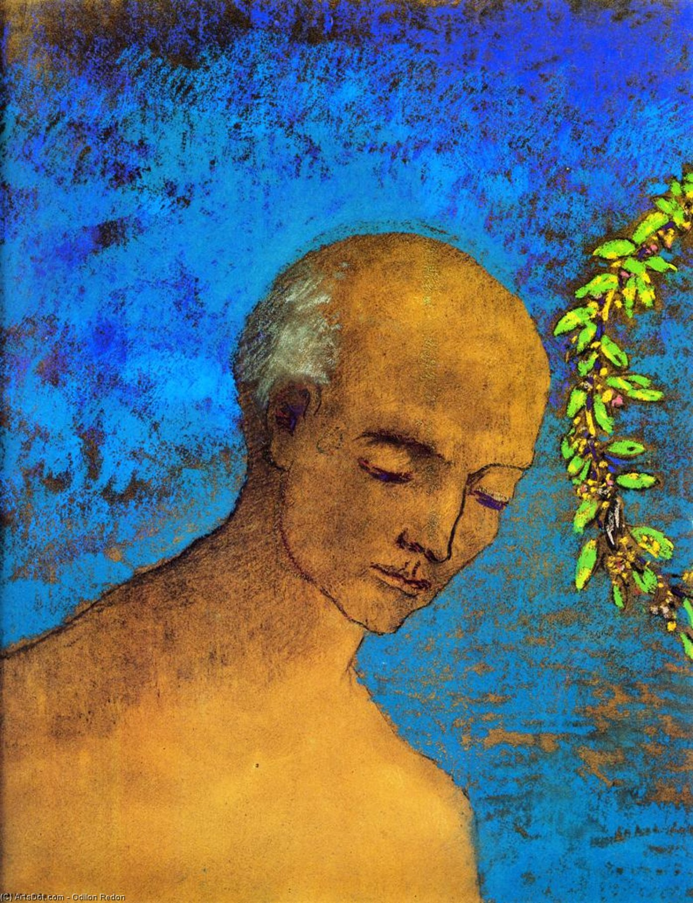 a description of the cyclops a painting by odilon redon Museum of modern art october 30, 2005–january 23, 2006   caught between description and dream, the felt and the imagined, french artist odilon redon, whose career bridged the nineteenth and twentieth centuries, transformed the natural world into nightmarish visions and bizarre fantasies.