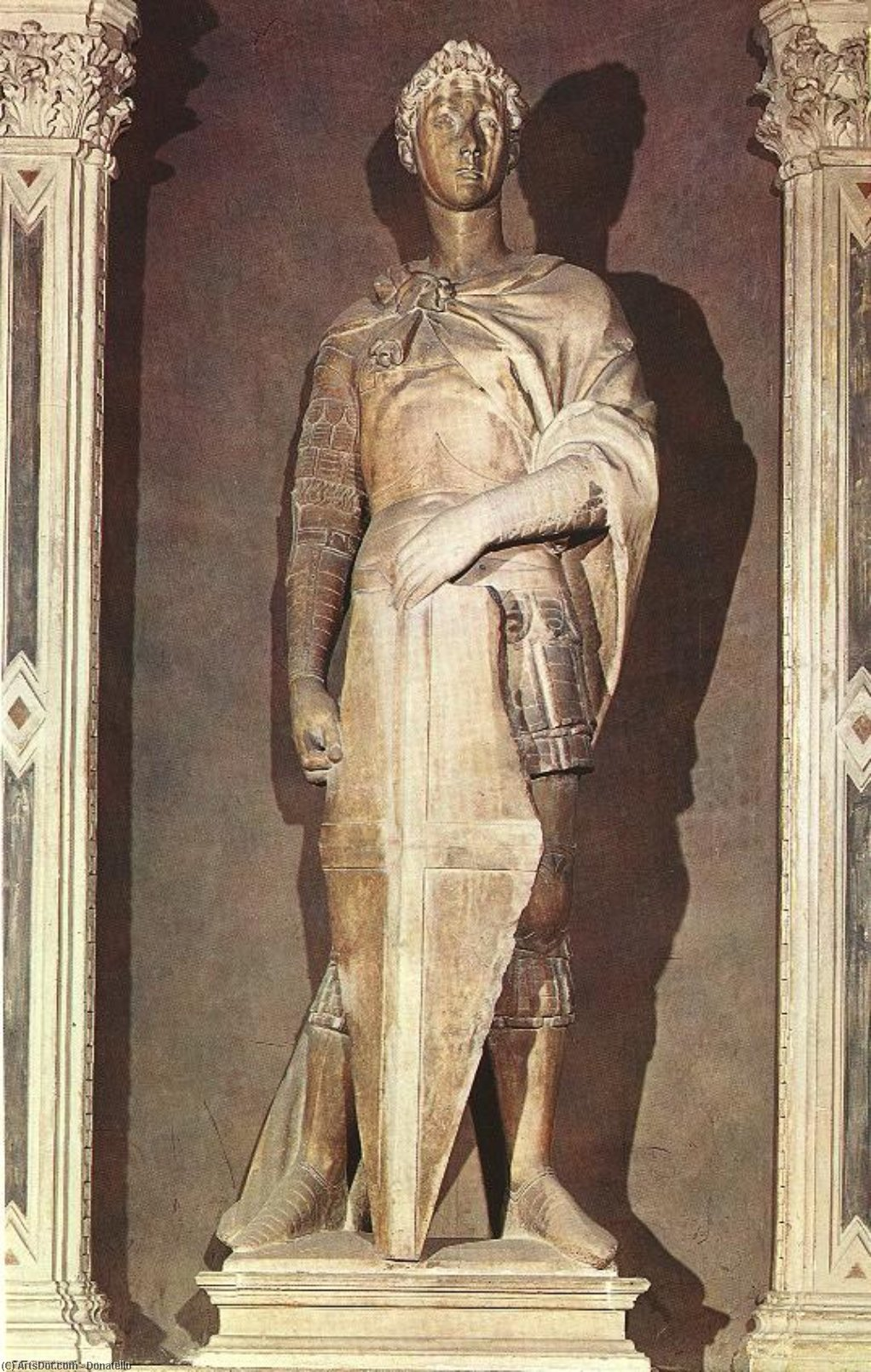 donatello a master of the fifteenth century arts The renaissance portrait from donatello fifteenth– century sometimes foreboding forest of renaissance art, the renaissance portrait from donatello to.