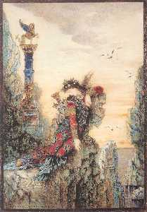 Gustave Moreau - Сафо