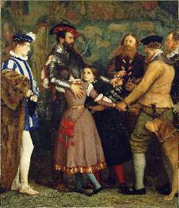 John Everett Millais - Выкуп