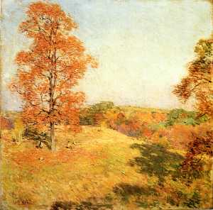 Willard Leroy Metcalf - Гайка Сбор