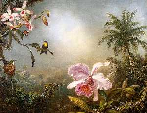 @ Martin Johnson Heade (322)