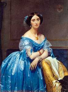 @ Jean Auguste Dominique Ingres (498)