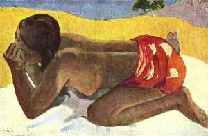 Paul Gauguin - в одиночку