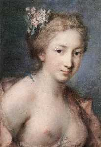 Rosalba Carriera - флора