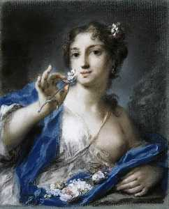 Rosalba Carriera - Весна