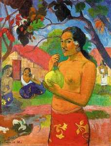 Paul Gauguin - без названия 2367