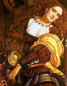 William Holman Hunt - Дольче далеко niente