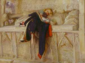John Everett Millais - L'Enfant дю Полк