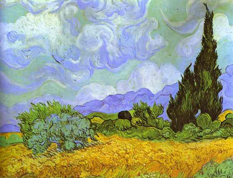 an analysis of the creative nature of vincent van gogh in the criteria of si hayakawa