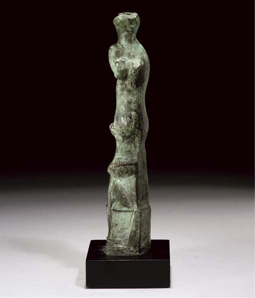 Вертикальный Мотив D по Henry Moore (1898-1986, United Kingdom) | Картина Копия | ArtsDot.com