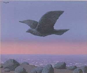 Rene Magritte - идол