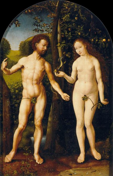 an introduction to the christian mythology of adam and eve The zodiac has wild animals and constellations representing adam, eve and the serpent with an introduction christian theology ignores eve 's fate.