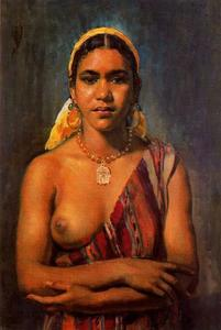 Jorge Apperley (George Owen Wynne Apperley) - Айша (Rifena)