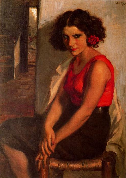 Granujilla по Jorge Apperley (George Owen Wynne Apperley) (1884-1960, United Kingdom)