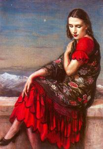 Jorge Apperley (George Owen Wynne Apperley) - Ностальгия Гранады