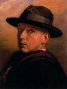 Jorge Apperley (George Owen Wy.. - Self-portrait 1
