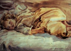 Jorge Apperley (George Owen Wynne Apperley) - SleepingTeddy