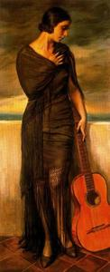 Jorge Apperley (George Owen Wynne Apperley) - Песня из Малаги