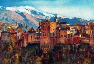 Jorge Apperley (George Owen Wynne Apperley) - В Alhambra из home