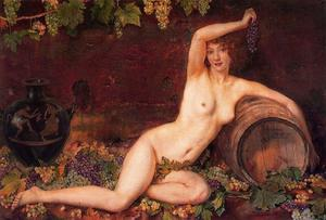 Jorge Apperley (George Owen Wynne Apperley) - Дух of в vineyard