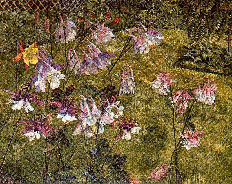 Водосбор по Stanley Spencer (1891-1959, United Kingdom)