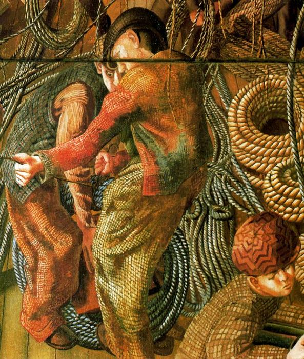 Грех título 3 по Stanley Spencer (1891-1959, United Kingdom) | ArtsDot.com