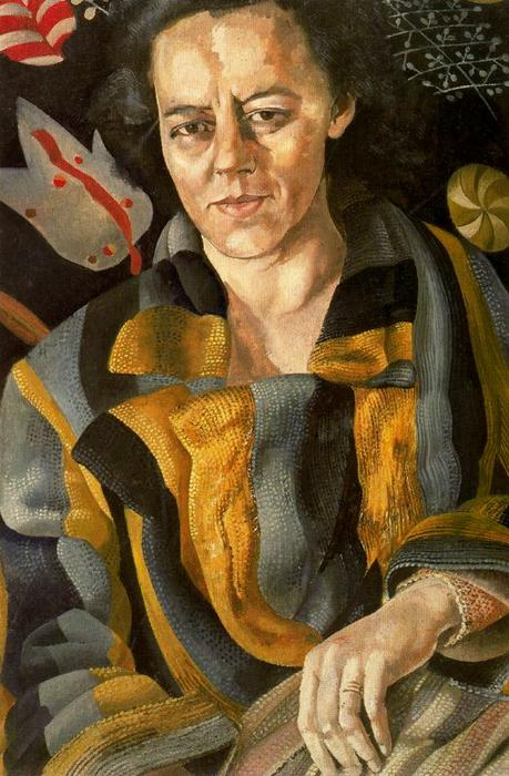 Психиатр по Stanley Spencer (1891-1959, United Kingdom)