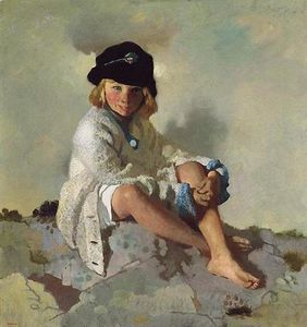 William Newenham Montague Orpen - Комплект