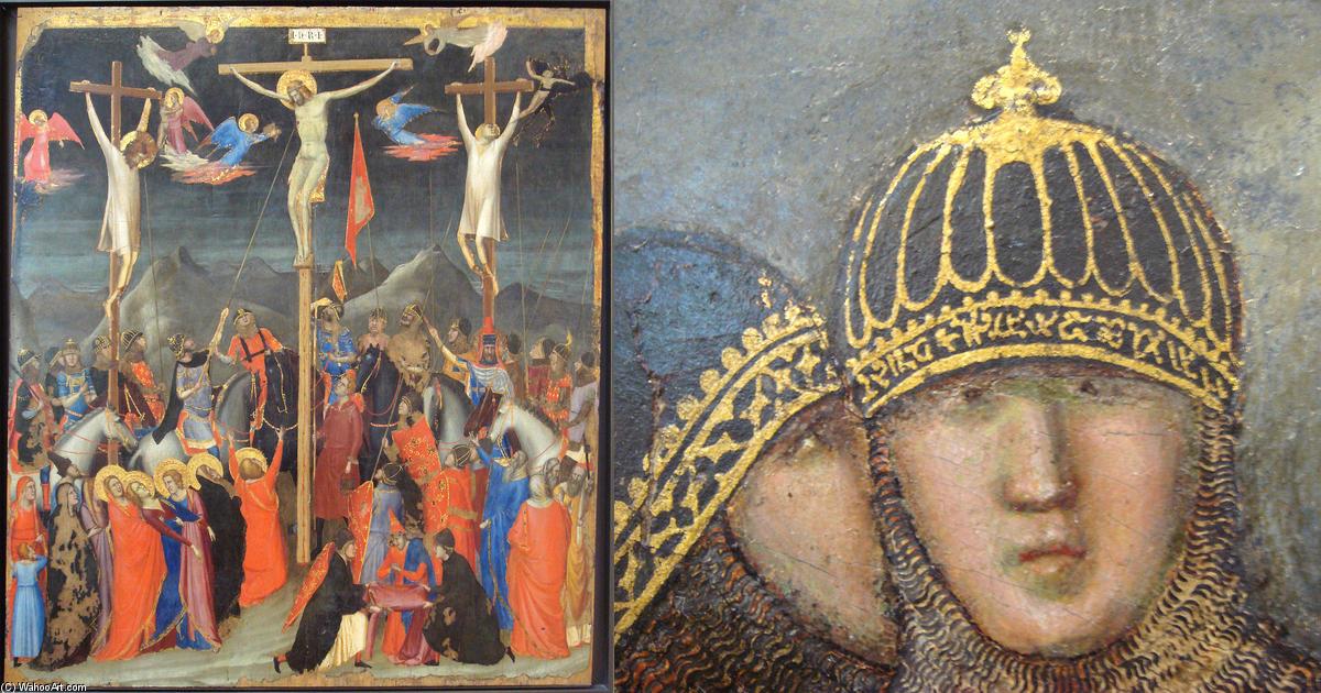 тонкая, распятие христа джотто картинки правильно расставили