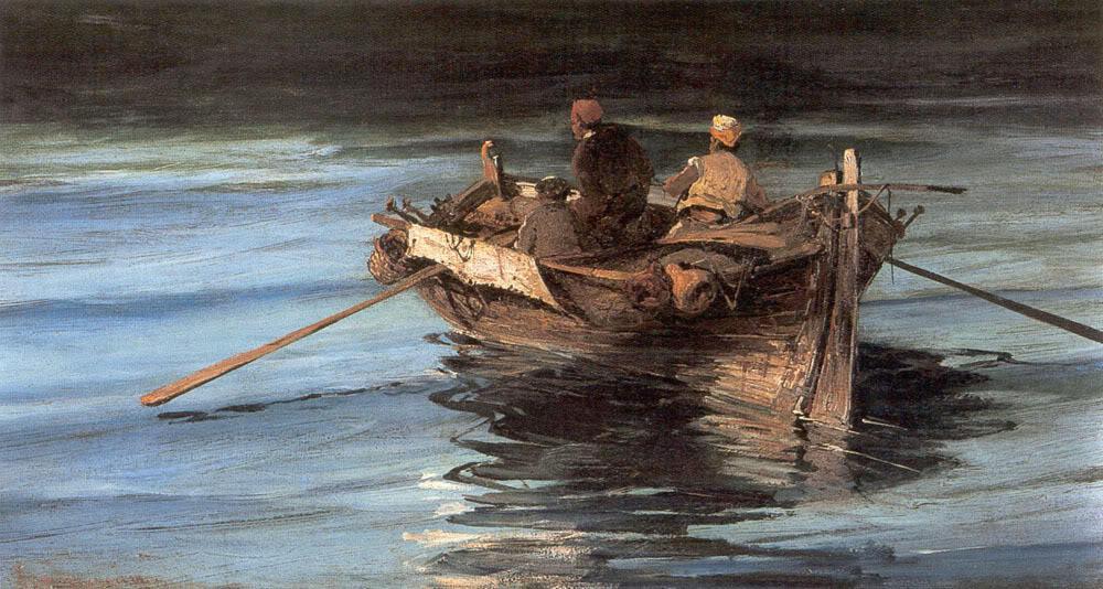 поленов лодка