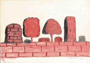 Philip Guston - рома