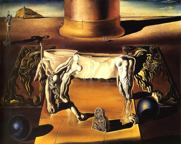 a biography of salvador dali a spanish surrealist painter