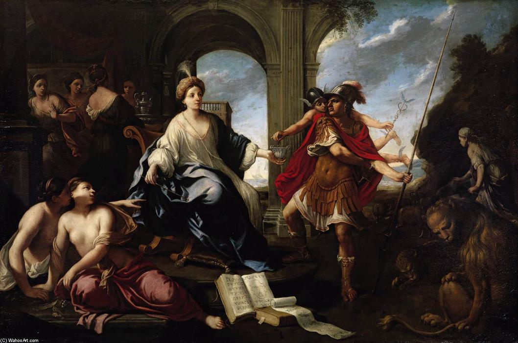 an examination of circe and calypso Get an answer for 'does penelope know what happened with odysseus and calypso' and find homework help for other the odyssey questions at enotes.