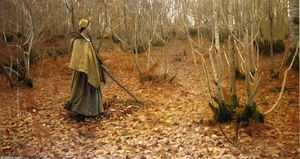 Lowell Birge Harrison - Ноябрь
