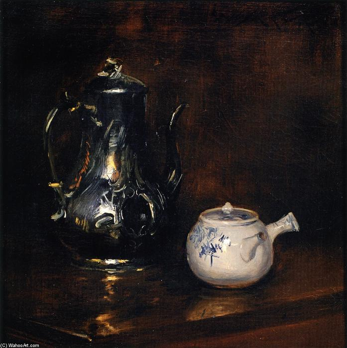 Натюрморт по William Merritt Chase (1849-1916, United States) | ArtsDot.com