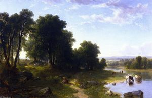 @ Asher Brown Durand (162)