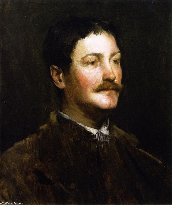 Томас У. Дьюинг, 1887 по William Merritt Chase (1849-1916, United States)