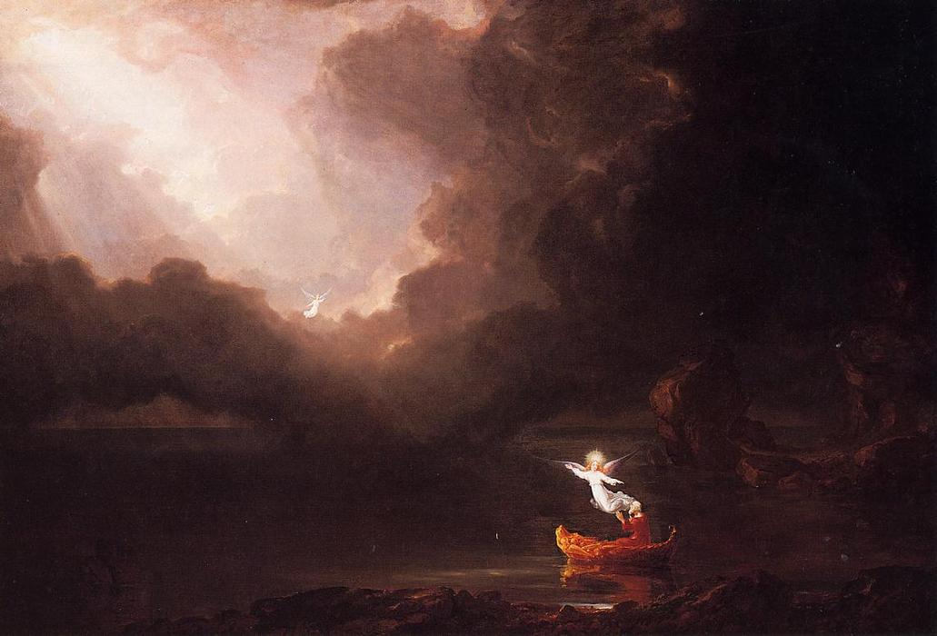 a biography of the painter thomas cole life paintings and views Thomas cole paintings: our cole paintings are 100% hand-painted on canvas by skilled the voyage of life: chil thomas cole: item no 117215: from $15900.