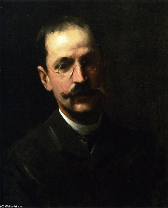 Уильям Палмер Launt, 1887 по William Merritt Chase (1849-1916, United States)